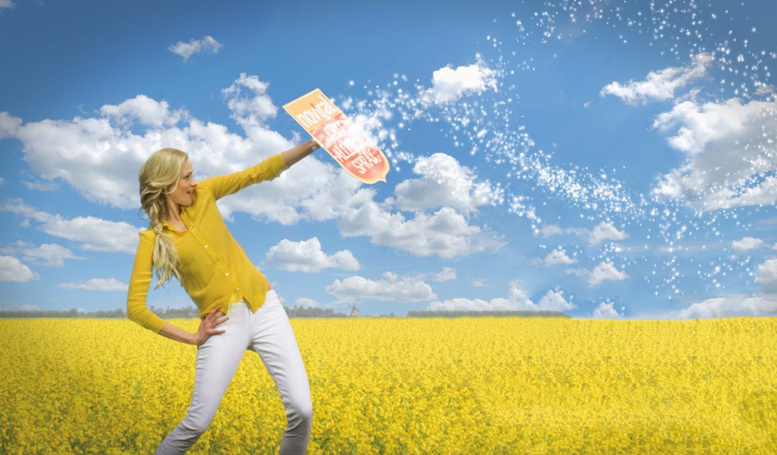 Noviral Anti Allergie Spray - Je wapen tegen hooikoorts
